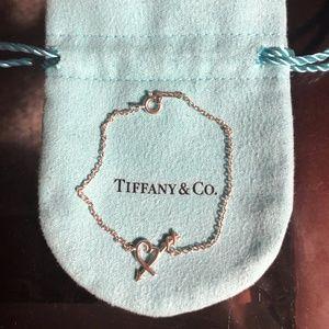 Tiffany & Co Loving Heart Arrow Bracelet